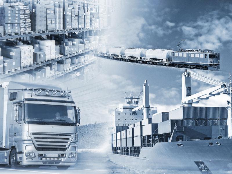 Porównanie czasów dostaw ze względu na środek transportu: