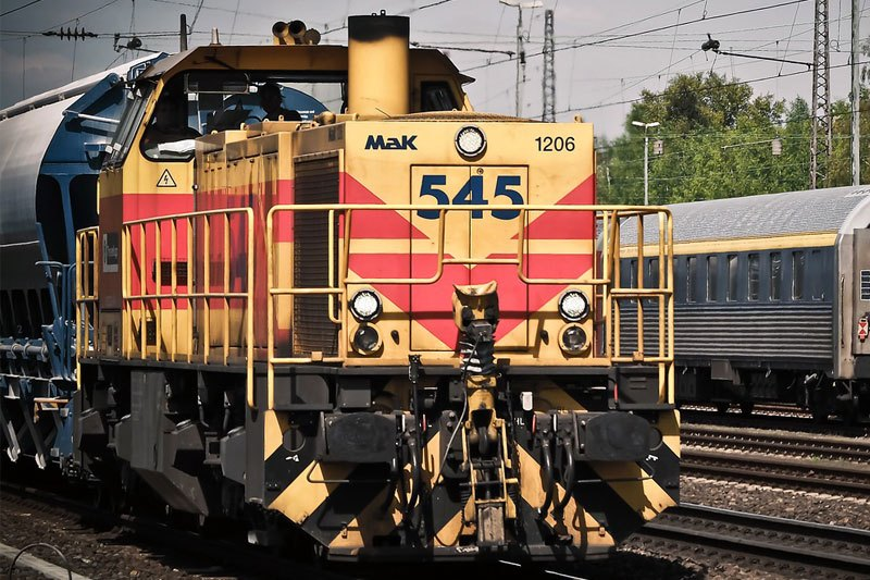 Euroazjatyckie towarowe połączenia kolejowe