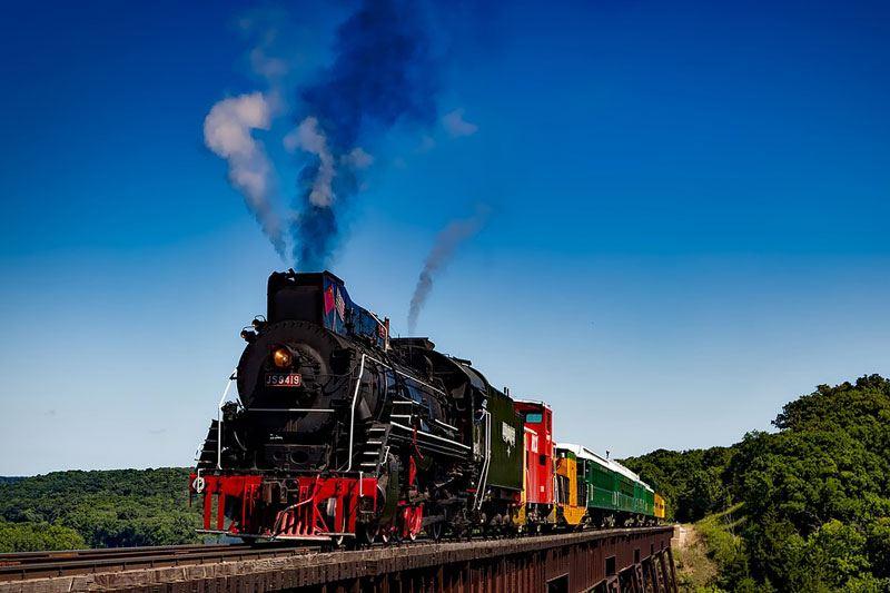 Spedycja kolejowa – różnorodne rozwiązania