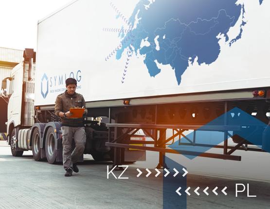 Transport to Kazakhstan